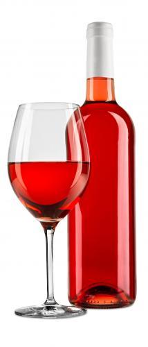 Weinprobe Rosé