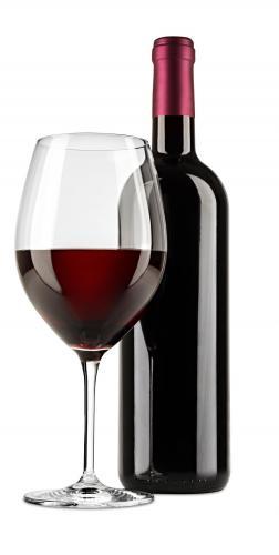 Weinprobe Rotwein