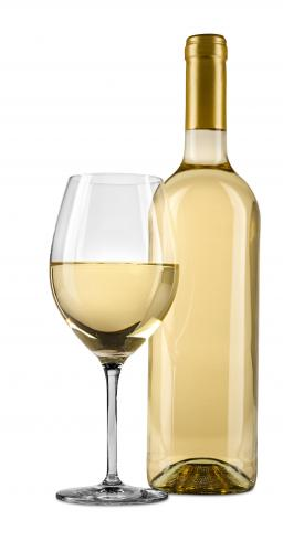 Weinprobe Weißwein